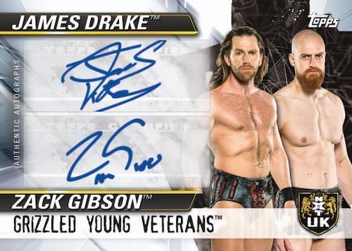 2021 Topps WWE NXT Wrestling Cards 6