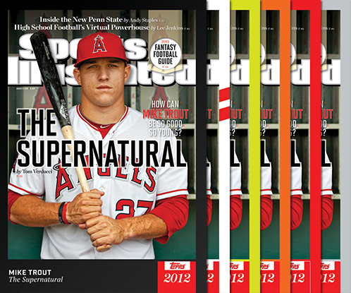 2021 Topps X Sports Illustrated Baseball Cards Checklist 3