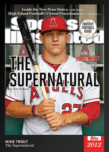 2021 Topps X Sports Illustrated Baseball Cards Checklist 1
