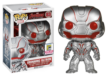 Ultimate Funko Pop Avengers Age of Ultron Figures Gallery and Checklist 13