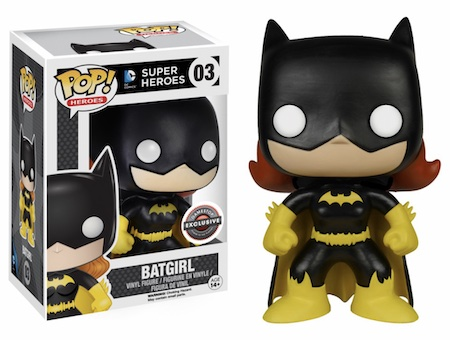 Ultimate Funko Pop Batgirl Figures Gallery and Checklist 4