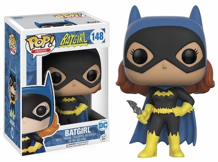 Ultimate Funko Pop Batgirl Figures Gallery and Checklist 10