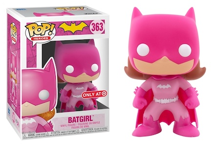 Ultimate Funko Pop Batgirl Figures Gallery and Checklist 17