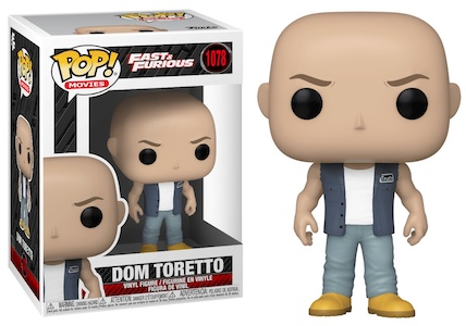 Ultimate Funko Pop Fast & Furious Figures Gallery and Checklist 8