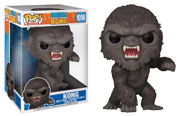Funko Pop Godzilla vs. Kong Figures 3