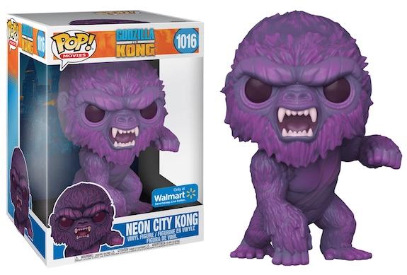 Funko Pop Godzilla vs. Kong Figures 4