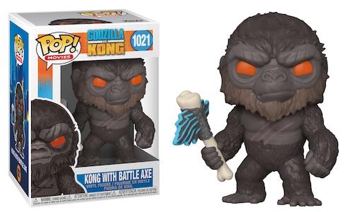 Funko Pop Godzilla vs. Kong Figures 10