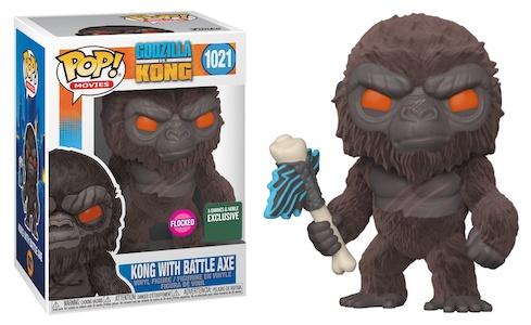 Funko Pop Godzilla vs. Kong Figures 11