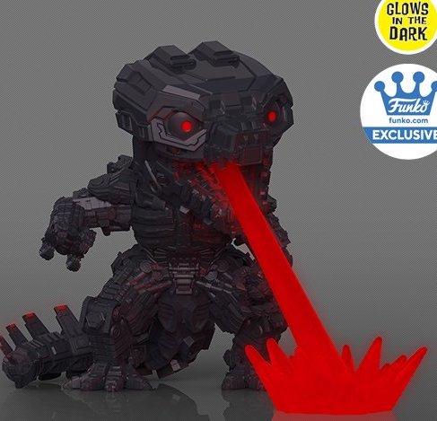 Ultimate Funko Pop Godzilla Figures Checklist and Gallery 13