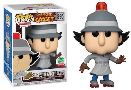 Funko Pop Inspector Gadget Figures 5