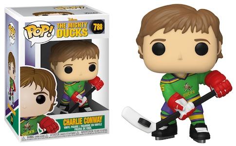 Funko Pop Mighty Ducks Figures 1
