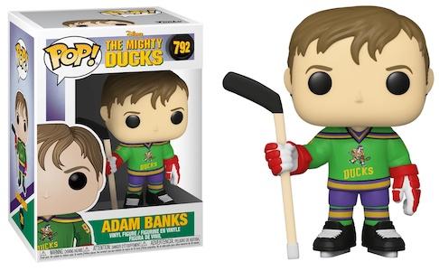 Funko Pop Mighty Ducks Figures 5