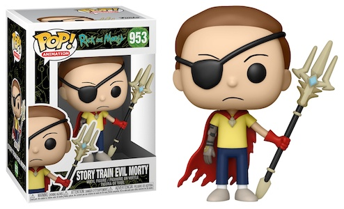 Ultimate Funko Pop Rick and Morty Figures Checklist and Gallery 92