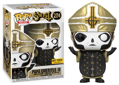 Ultimate Funko Pop Rocks Music Figures Gallery and Checklist 228