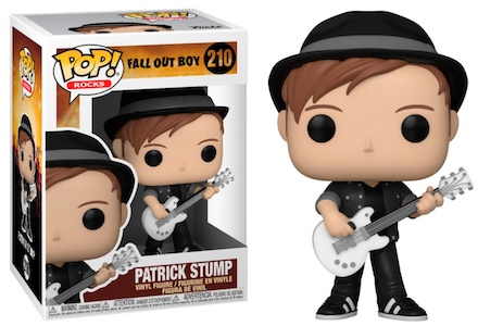 Ultimate Funko Pop Rocks Music Figures Gallery and Checklist 236
