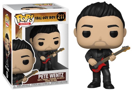 Ultimate Funko Pop Rocks Music Figures Gallery and Checklist 237