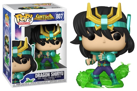 Funko Pop Saint Seiya Figures 2