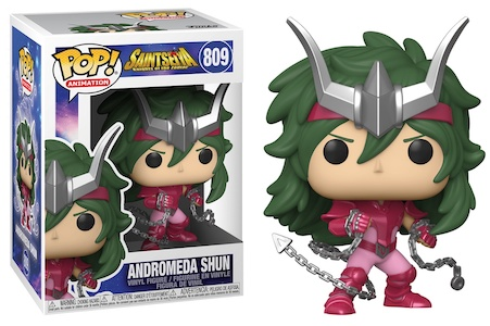 Funko Pop Saint Seiya Figures 4