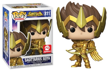 Funko Pop Saint Seiya Figures 7