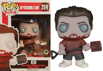 Ultimate Funko Pop Shaun of the Dead Figures Gallery and Checklist 5