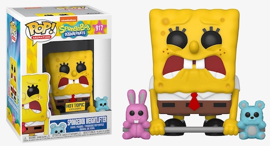 Ultimate Funko Pop SpongeBob SquarePants Figures Gallery & Checklist 22