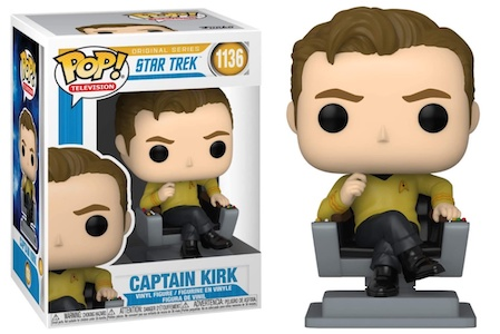 Ultimate Funko Pop Star Trek Figures Gallery and Checklist 29