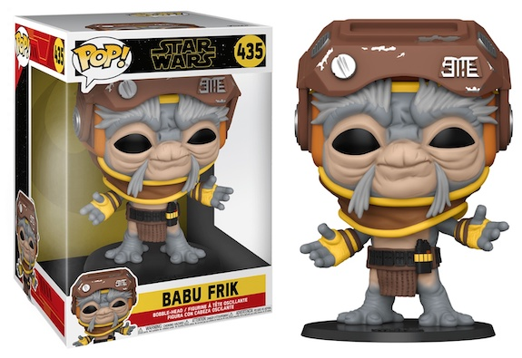 Ultimate Funko Pop Star Wars Figures Checklist and Gallery 516