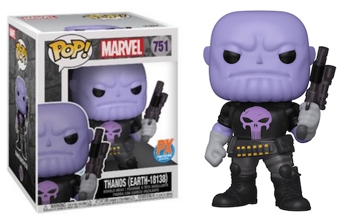 Ultimate Funko Pop Thanos Figures Guide 26