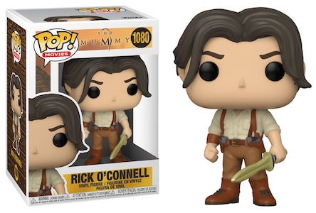 Ultimate Funko Pop The Mummy Figures Gallery and Checklist 4