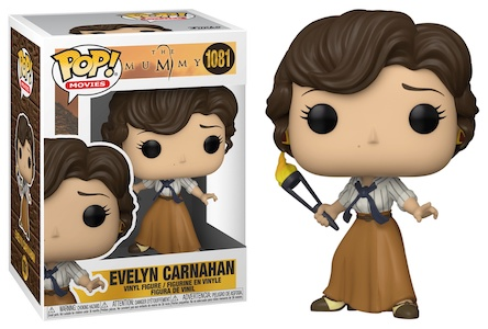 Ultimate Funko Pop The Mummy Figures Gallery and Checklist 5