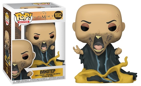 Ultimate Funko Pop The Mummy Figures Gallery and Checklist 6