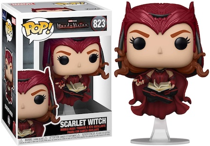 Ultimate Funko Pop WandaVision Figures Gallery and Checklist 8