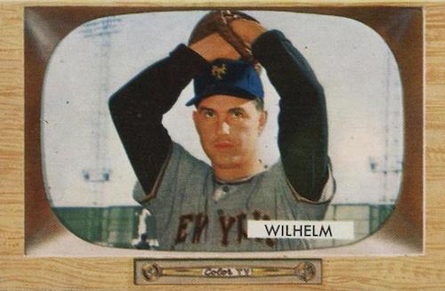 1955 Bowman Baseball Cards 1
