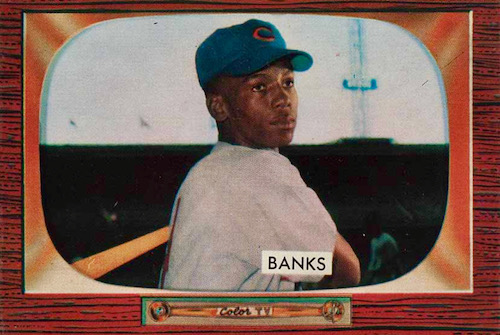 1955 Bowman Baseball Cards 9