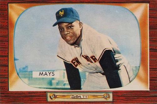 1955 Bowman Baseball Cards 8