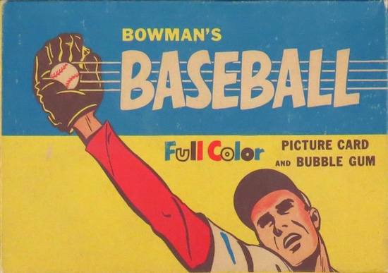 1955 Bowman Baseball Cards 5