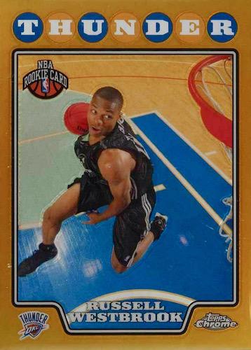 2008-09 Topps Chrome Basketball Cards 1