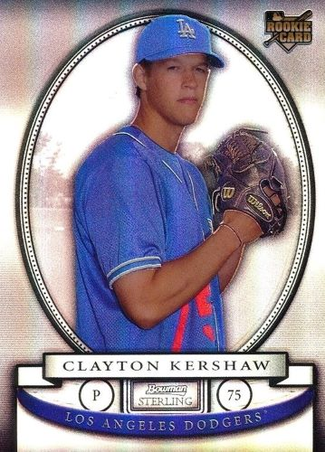 Top Clayton Kershaw Cards to Collect 3