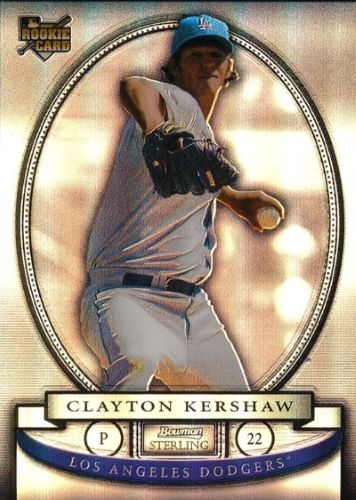 Top Clayton Kershaw Cards to Collect 4