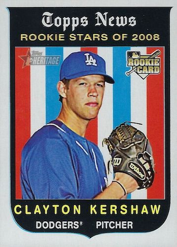 Top Clayton Kershaw Cards to Collect 2