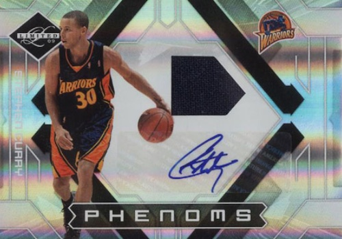 Stephen Curry Rookie Cards Gallery and Checklist 11