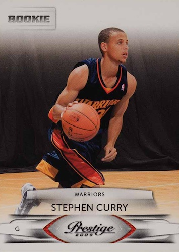 Stephen Curry Rookie Cards Gallery and Checklist 18