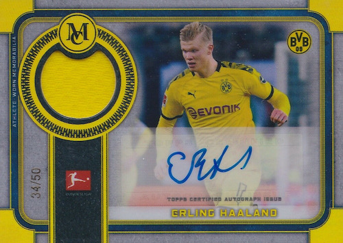 Top Erling Haaland Cards to Collect 8