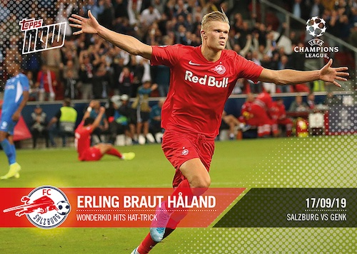 Top Erling Haaland Cards to Collect 2