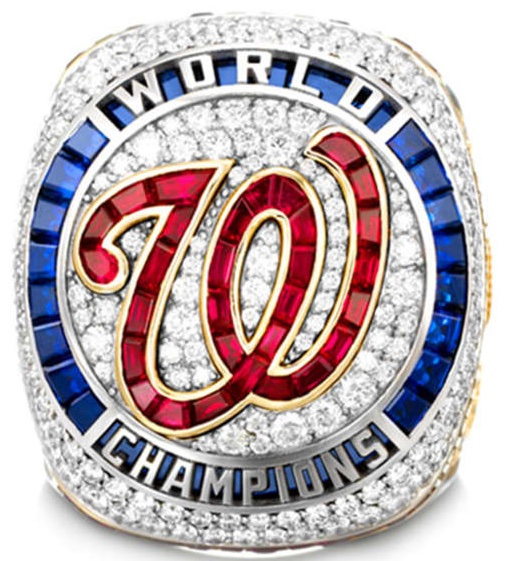 World Series Rings Collecting Guide and MLB World Champions Ring Gallery 96
