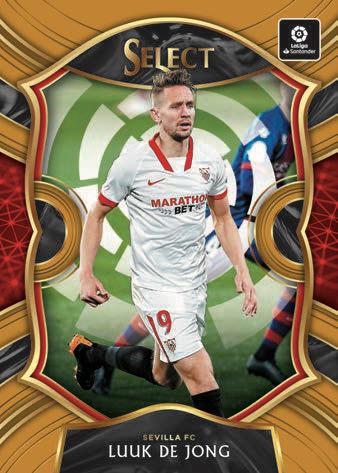 2020-21 Panini Chronicles Soccer Cards 4