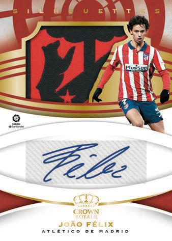 2020-21 Panini Chronicles Soccer Cards 6