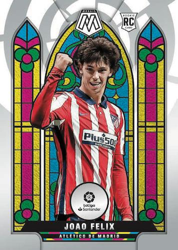 2020-21 Panini Mosaic La Liga Soccer Cards - Checklist Added 6