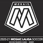 2020-21 Panini Mosaic La Liga Soccer Cards - Checklist Added