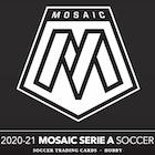 2020-21 Panini Mosaic Serie A Soccer Cards